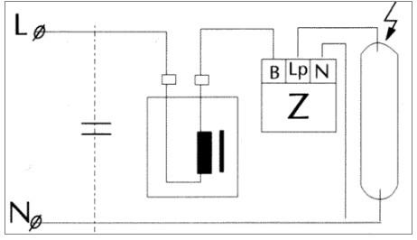 Световой поток светодиодного модуля